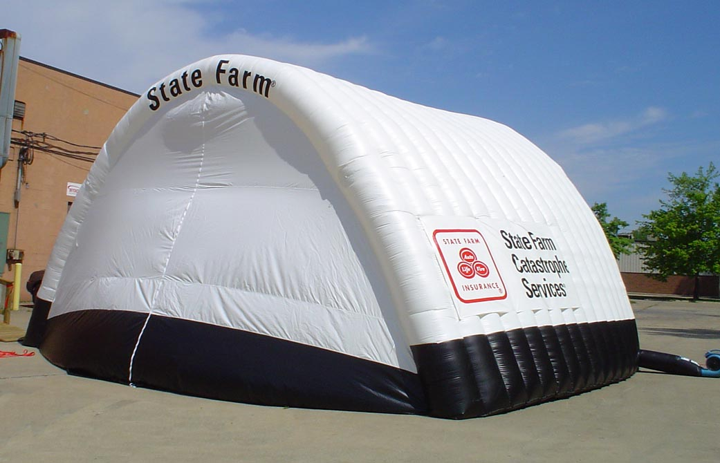 Giant Inflatable Shelter