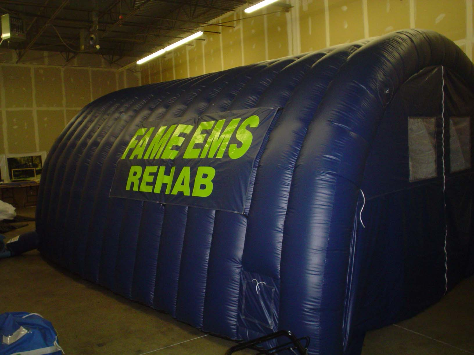 Inflatable Rehab Tent